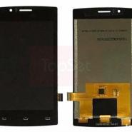 Дисплей Philips S307 в сборе с тачскрином Черный